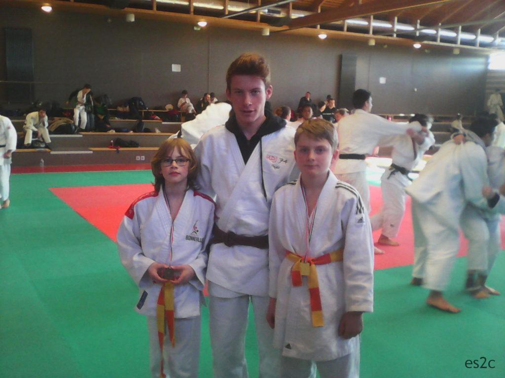 club judo voiron